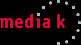 media-k Logo